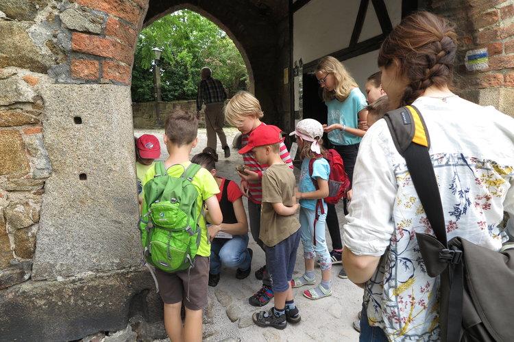 """Ferienprogramm im Sorbischen Museum """"Eine abenteuerliche Stadtralley"""""""
