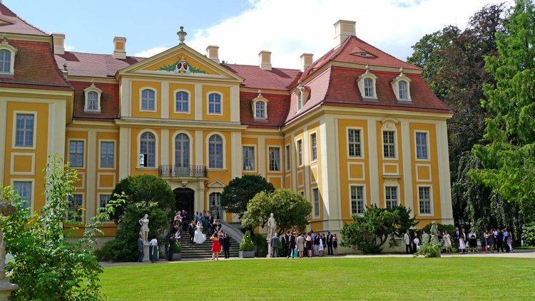 Barockschloss Rammenau Westlausitz e.V.