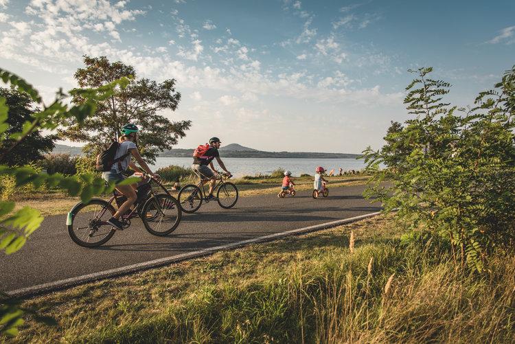 Oder-Neiße Radweg am Berzdorfer See Philipp Herfort