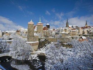 Winterliches Bautzen