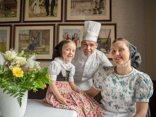 Sorbisches Restaurant Wjelbik