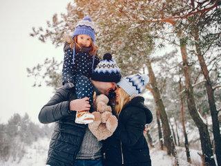 Zimní prázdniny v rodinném a příjemném světě