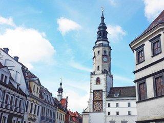 Goerlitz Untermarkt Rathaus