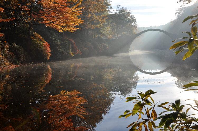 Herbstbilder Kromlau R.Machnik