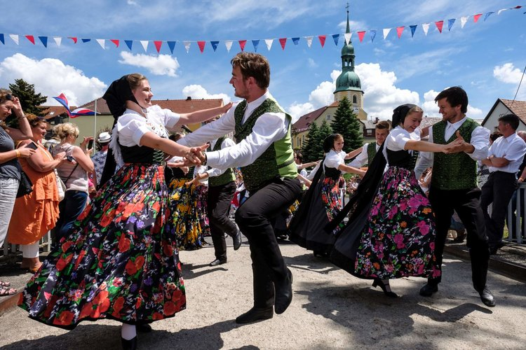 Internationales Folklorefestival Joerg Stephan