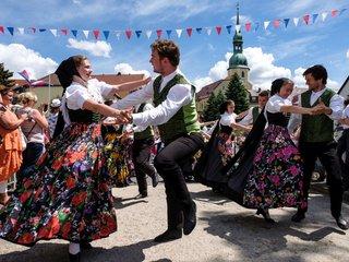 Sorben XII. Internationales Folklorefestival