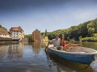 Familienausflug ins Weinberggelände Görlitz
