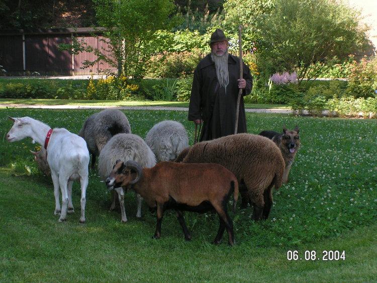 Pastýř Jonas