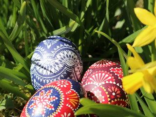 Ostern in der Oberlausitz