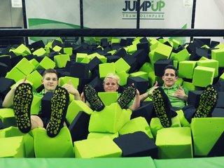 Trampolinpark Jump UP / Indoorspielplatz Tobix in Hoyerswerda