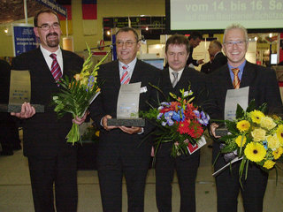 OLUP 2007 Preisverleihung