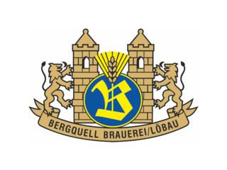 Logo Bergquell Brauerei Loebau