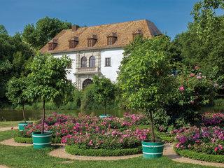 Inspiriert duch Englische Gartenkunst das Rosary