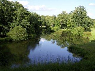 Eichsee Fuerst Pueckler Park
