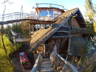 Wohnhaus Kulturinsel Einsiedel