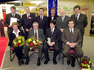 OLUP 2002 Preisverleihung