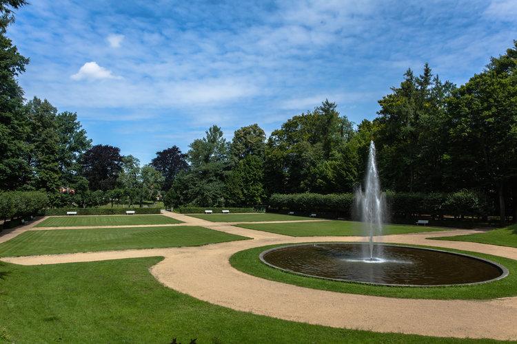Grossharthau Park 2 Westlausitz eV