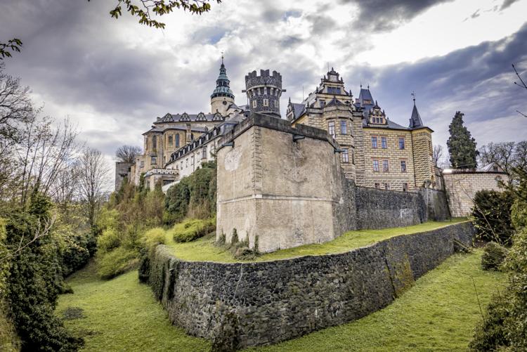Burg Friedland Thomas Terbeck