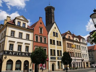 Lubań - Auf den Spuren von Rittern