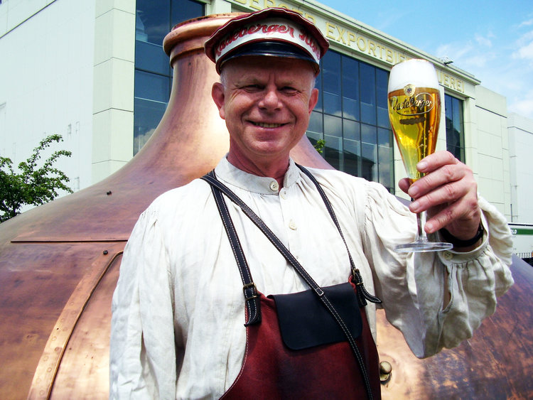 Pivní trenér Ernst