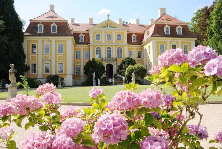 Schloss Rammenau Gemeinde Rammenau TGG Westlausitz