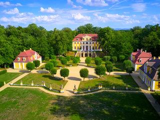 Barockschloss und Park Neschwitz