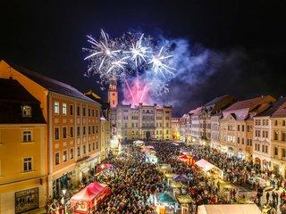 Spectaculum Feuerwerk