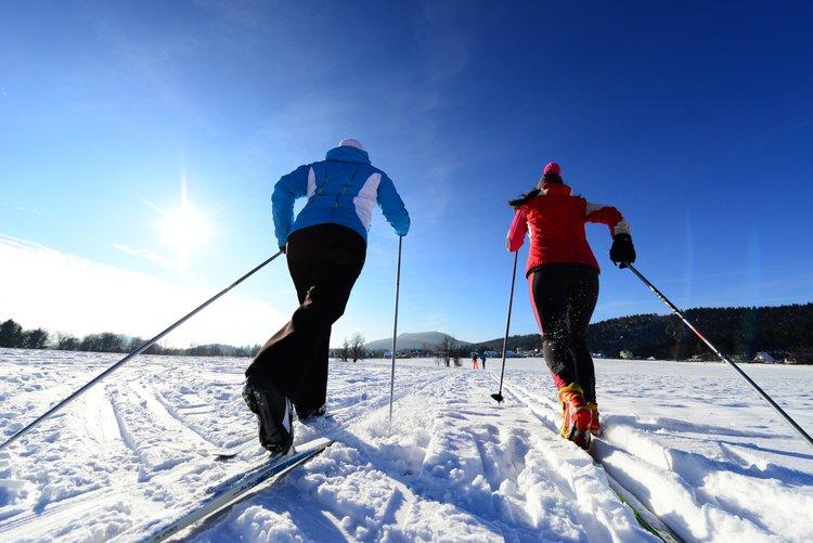 Skilanglauf im Zittauer Gebirge Holger Stein