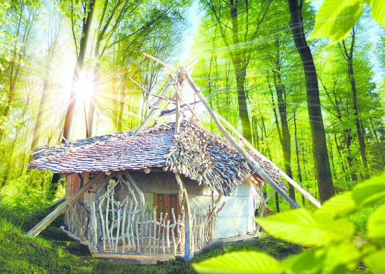 Schaluppe am Wald Kulturinsel Einsiedel e.V.
