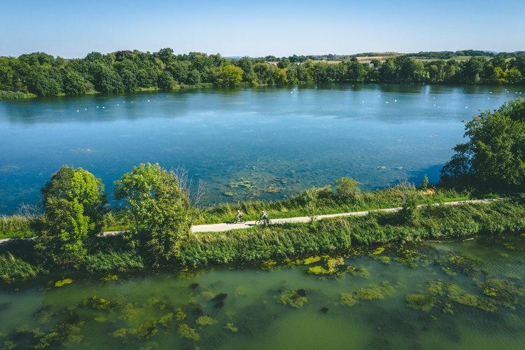Spreeradweg Oberlausitzer Heide und Teichlandschaft Philipp Herfort