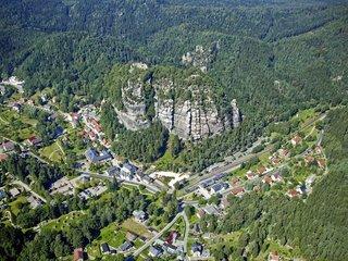 Wanderung zum Aussichtsberg Hochwald