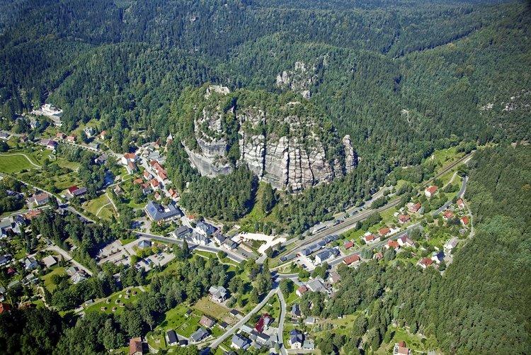 Túra na vyhlídkovou horu Hochwald
