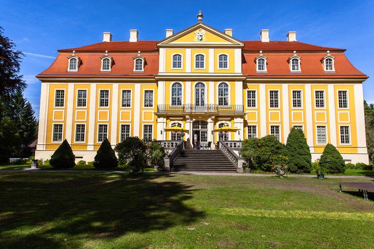 Rammenau Schloss 4 Westlausitz eV