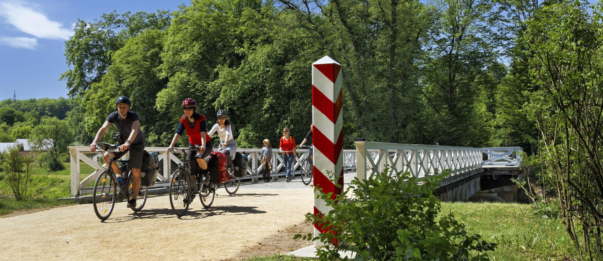 Oder-Neiße-Radweg Immer am Fluss entlang