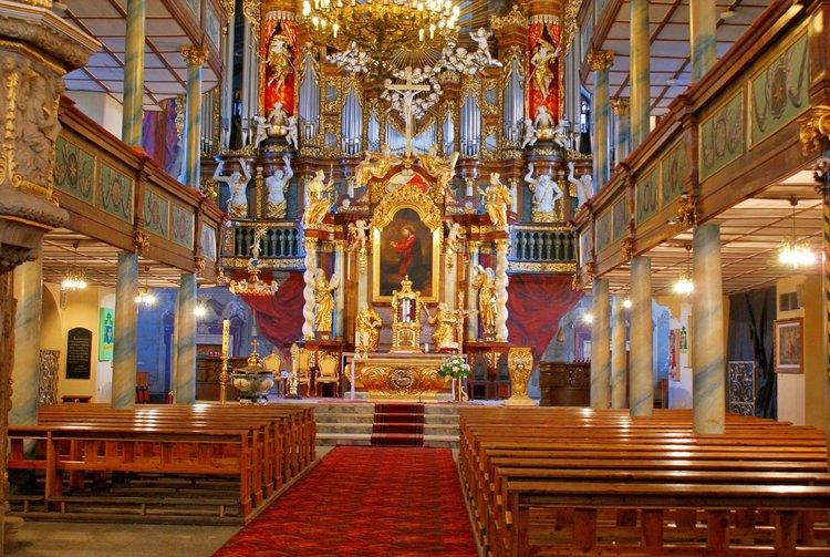 Jelenia Gora Gnadenkirche Volker Dudeck