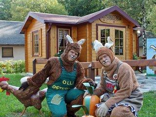 Osterhase Olli und Frau Lotti