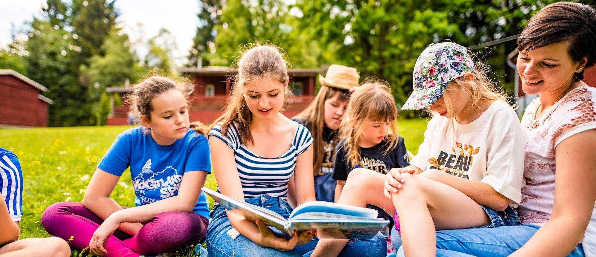 Skupinová ubytování pro školy, kluby a rodiny