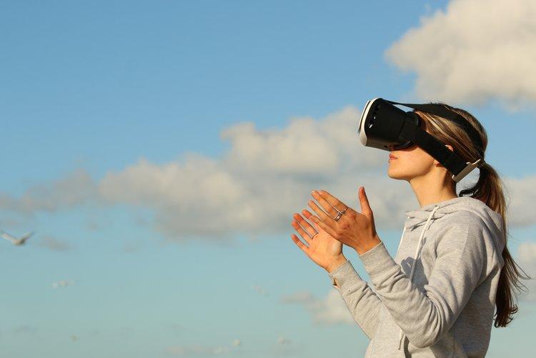 virtual reality pixabay