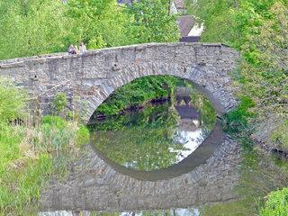 Böhmische Brücke Obergurig