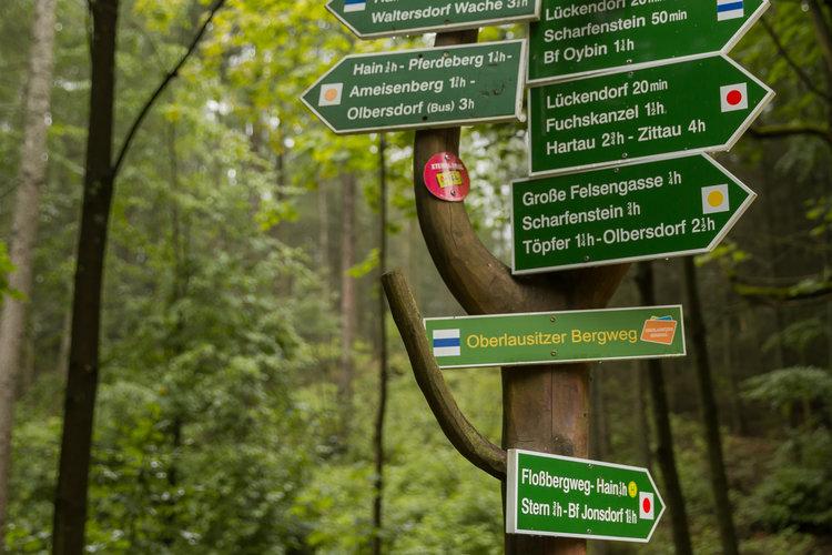 Wanderwegweiser Markus Balkow
