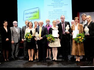OLUP 2014 Preisverleihung