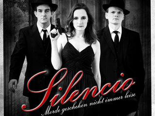 Das musikalisch-kriminelle Dinner »Silencio«