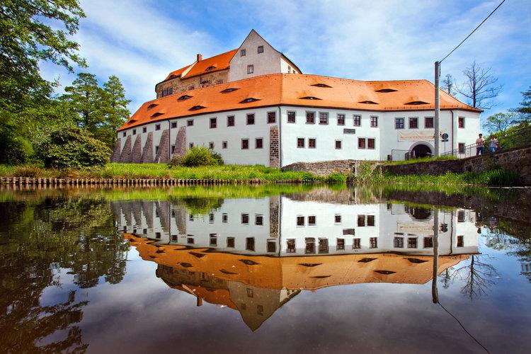 Radeberg Schloss Klippenstein Willem Darrelmann