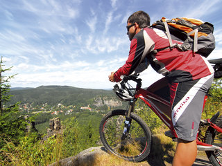 Mountainbike Zi Geb