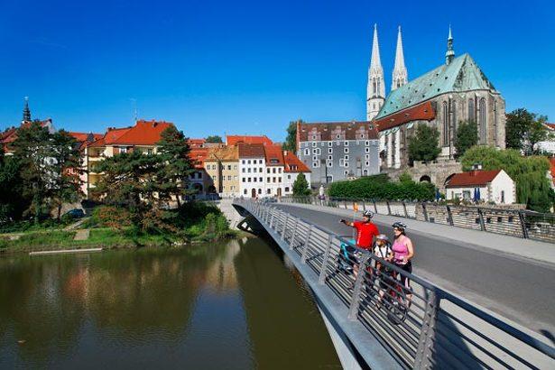 Görlitz - zwiedzaj na rowerze